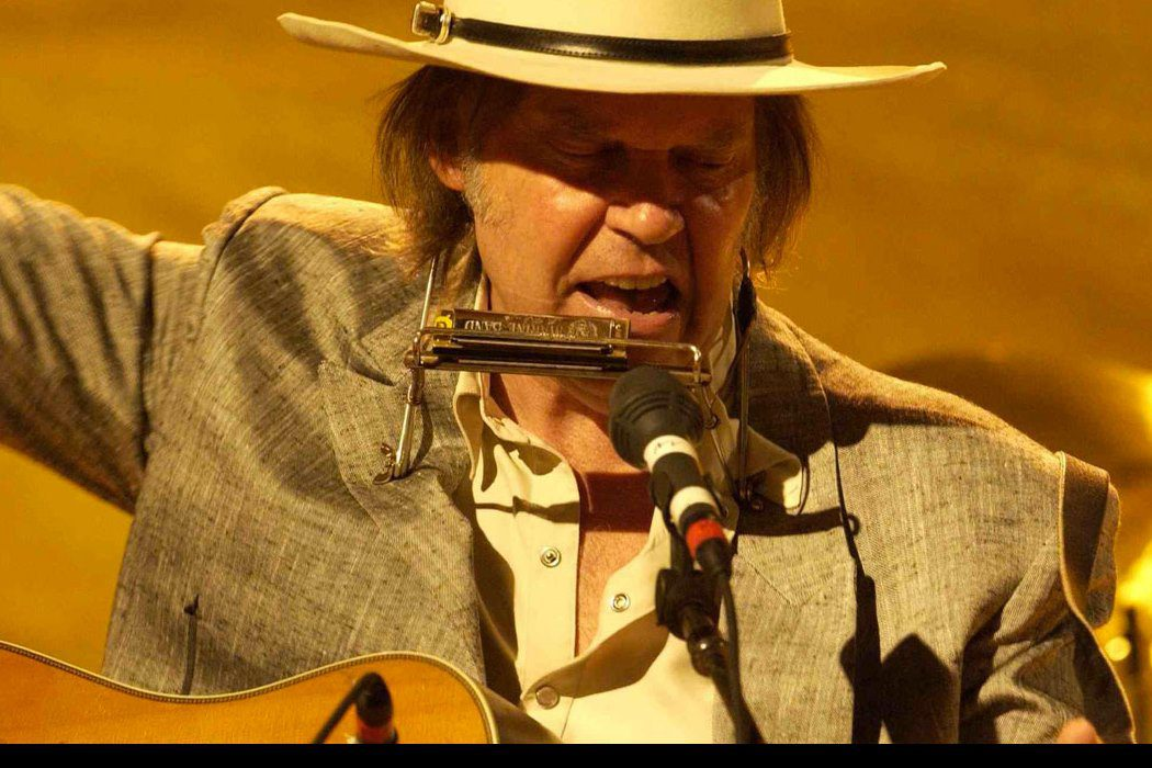 'Neil Young: Heart of Gold'