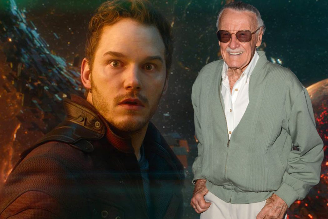 Cameo de Stan Lee por partida doble