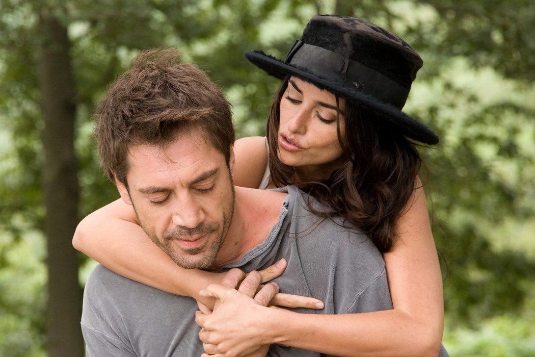 Javier Bardem & Penélope Cruz: 'Vicky Cristina Barcelona'