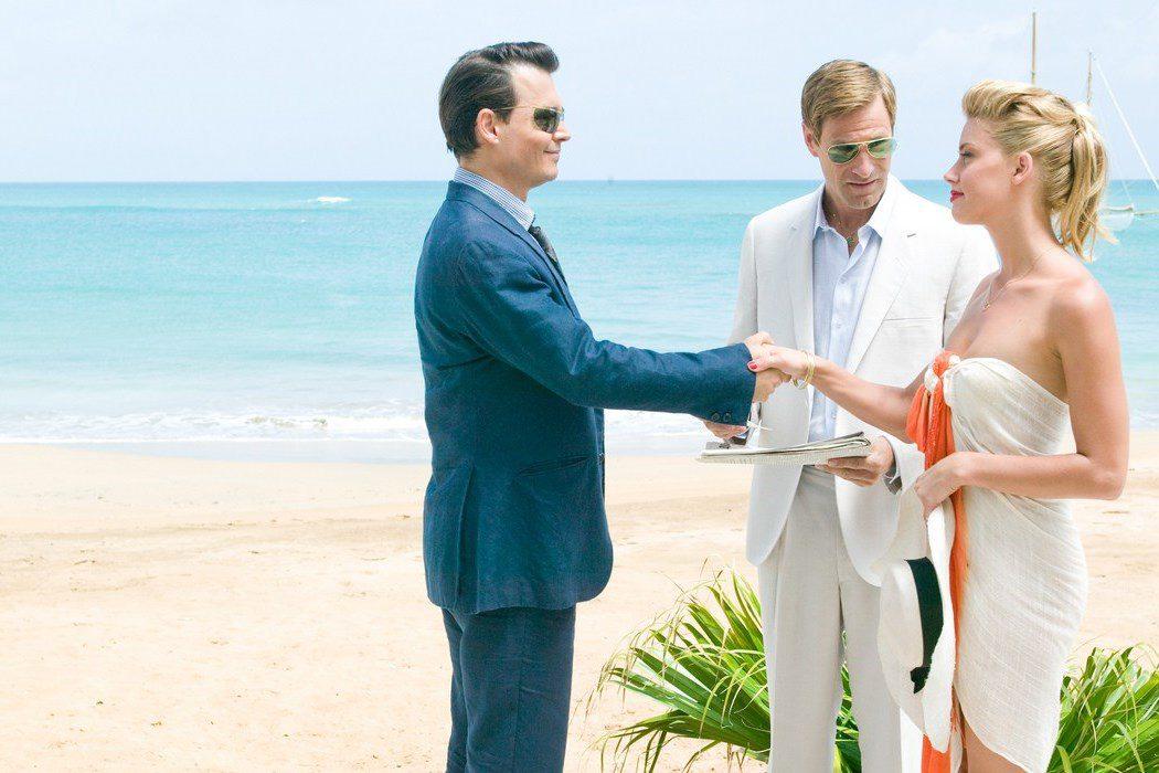 Johnny Depp & Amber Heard: 'Los diarios del ron'