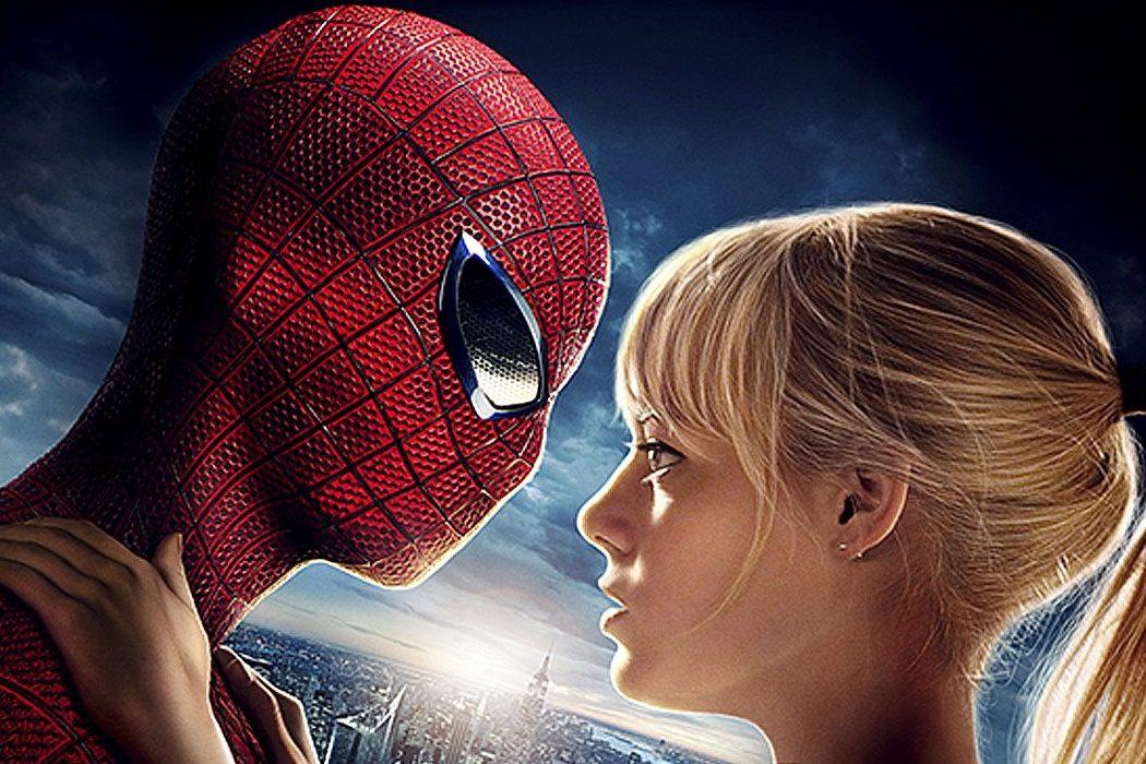 Emma Stone & Andrew Garfield: 'The Amazing Spider-Man'