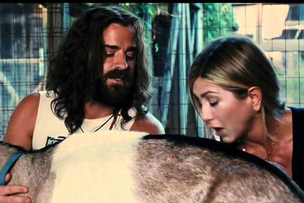 Justin Theroux & Jennifer Aniston: 'Sácame del paraíso'