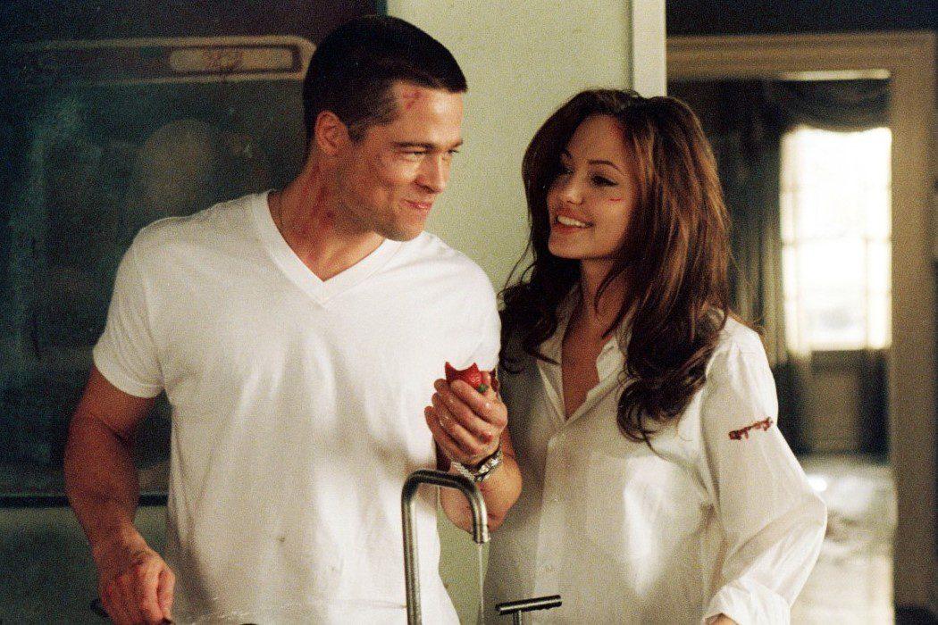 Brad Pitt & Angelina Jolie: 'Sr. y Sra. Smith'