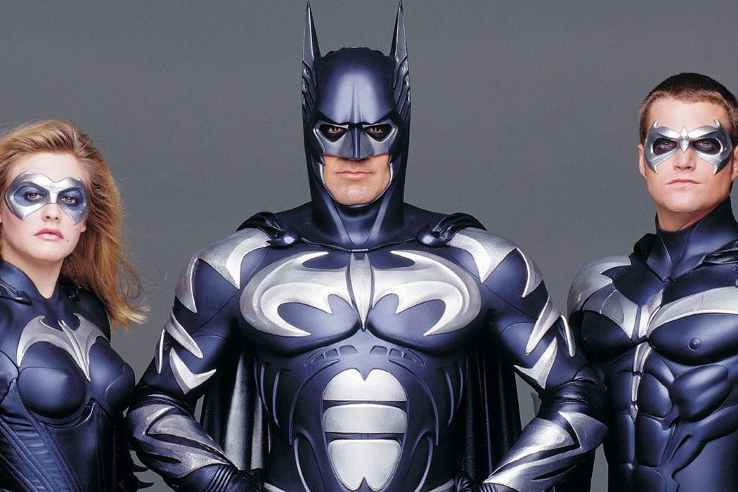 George Clooney: 'Batman y Robin'