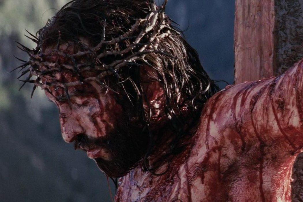 Jim Caviezel: 'La pasión de Cristo'