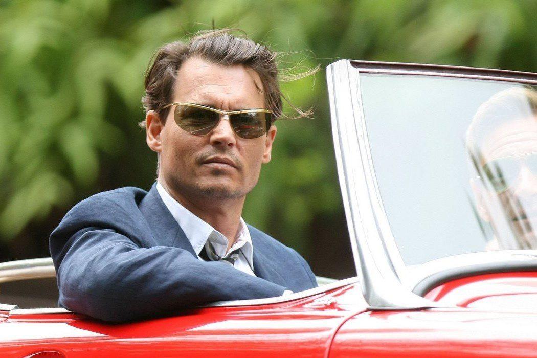 Johnny Depp: 'Los diarios del ron'