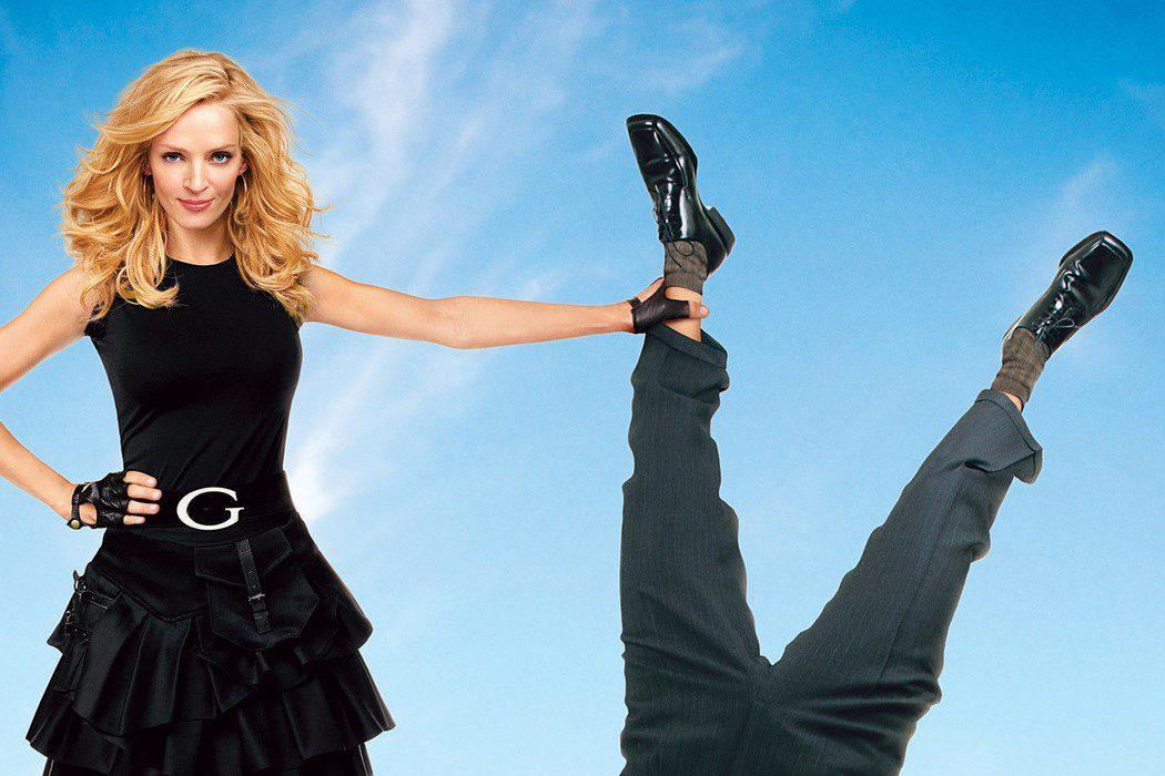 Uma Thurman: 'Mi super ex-novia'
