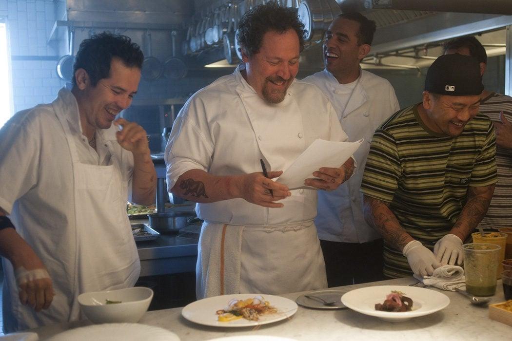 'Chef' (2014)