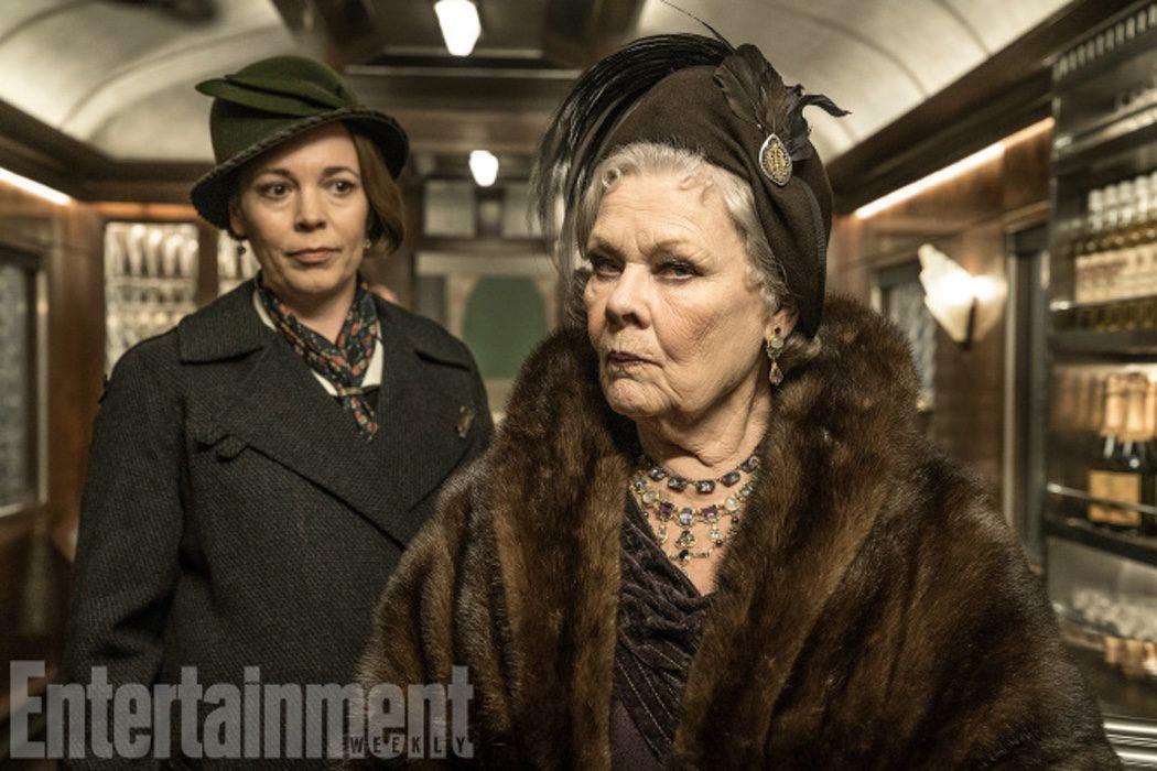 Olivia Colman es Hildegarde y Judi Dench es la princesa Dragomiroff