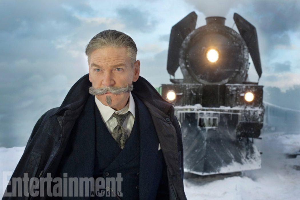 Kenneth Branagh es Hercule Poirot