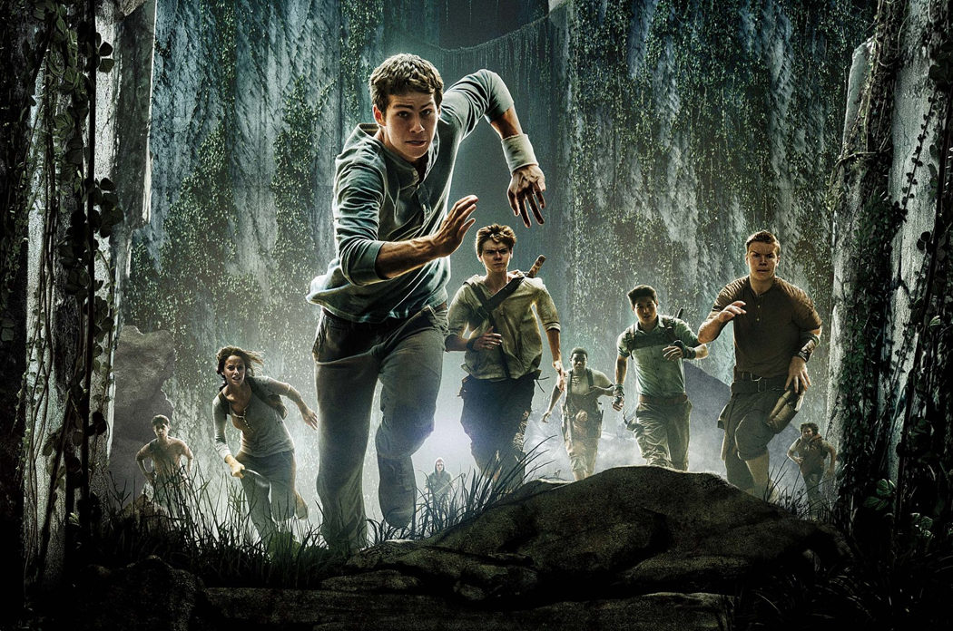 'El corredor del laberinto' de James Dashner