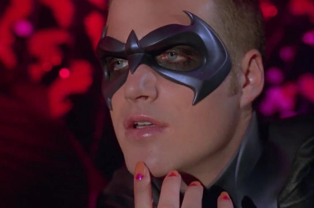 Chris O'Donnell por 'Batman y Robin'