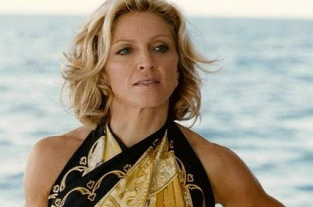 Madonna por 'Barridos por la marea'