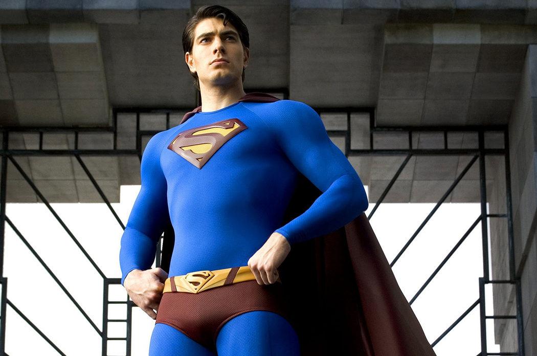 Brandon Routh por 'Superman Returns (El regreso)'