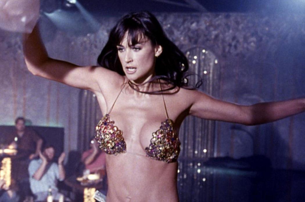 Demi Moore por 'Striptease'