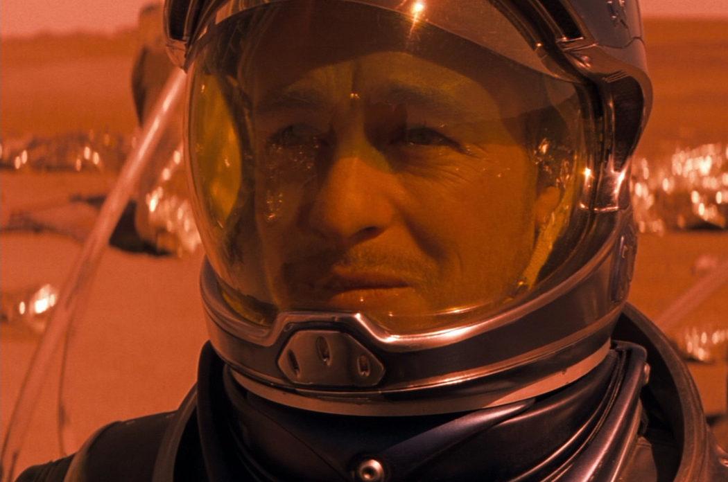 Val Kilmer por 'Planeta rojo'