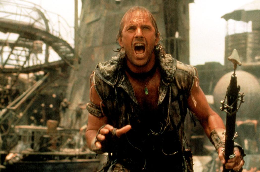 Kevin Costner por 'Waterworld'