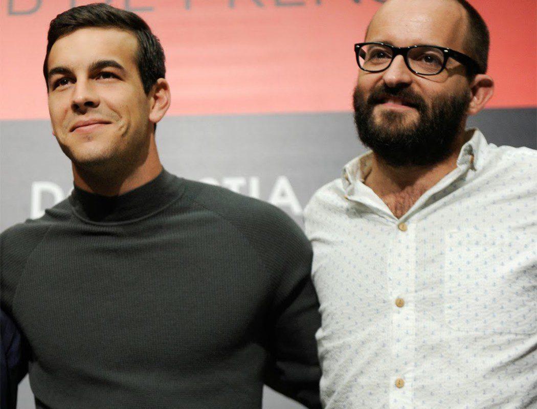 Fernando González Molina y Mario Casas repiten en el proyecto