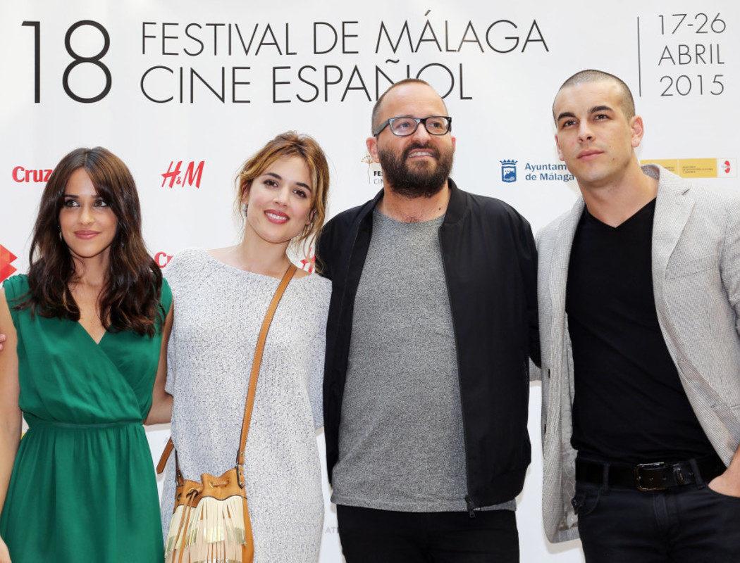 Presentación de la película en el Festival de Málaga