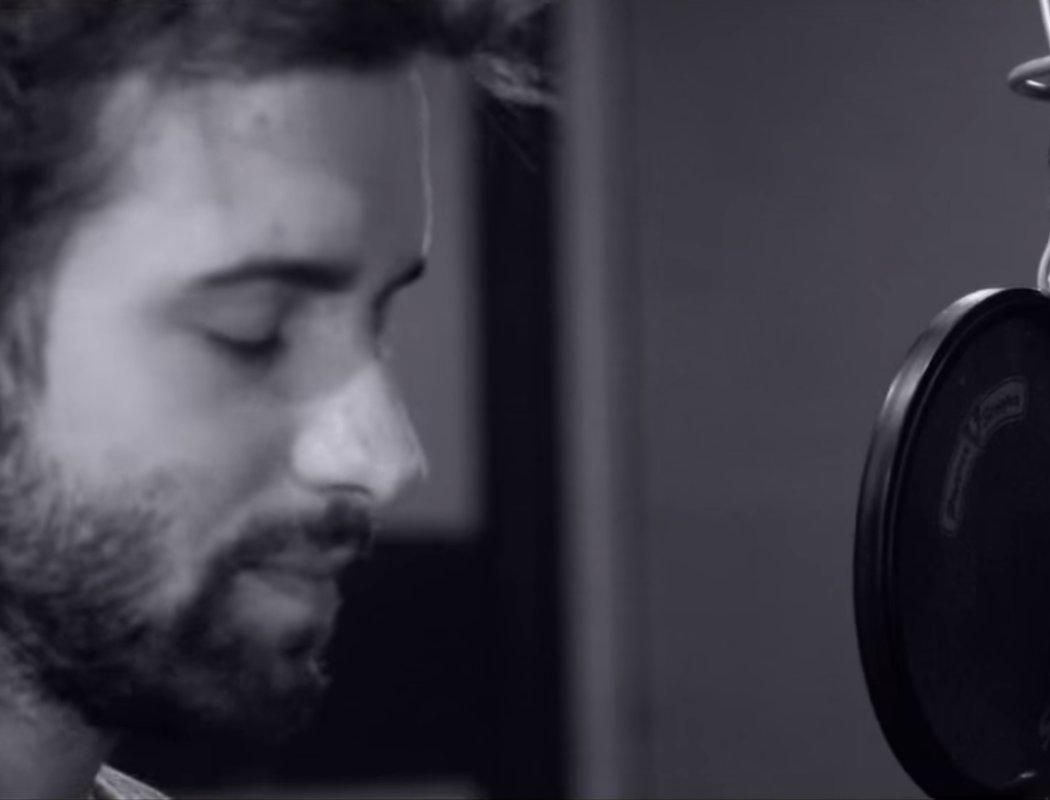 Pablo Alborán canta la canción original de la película