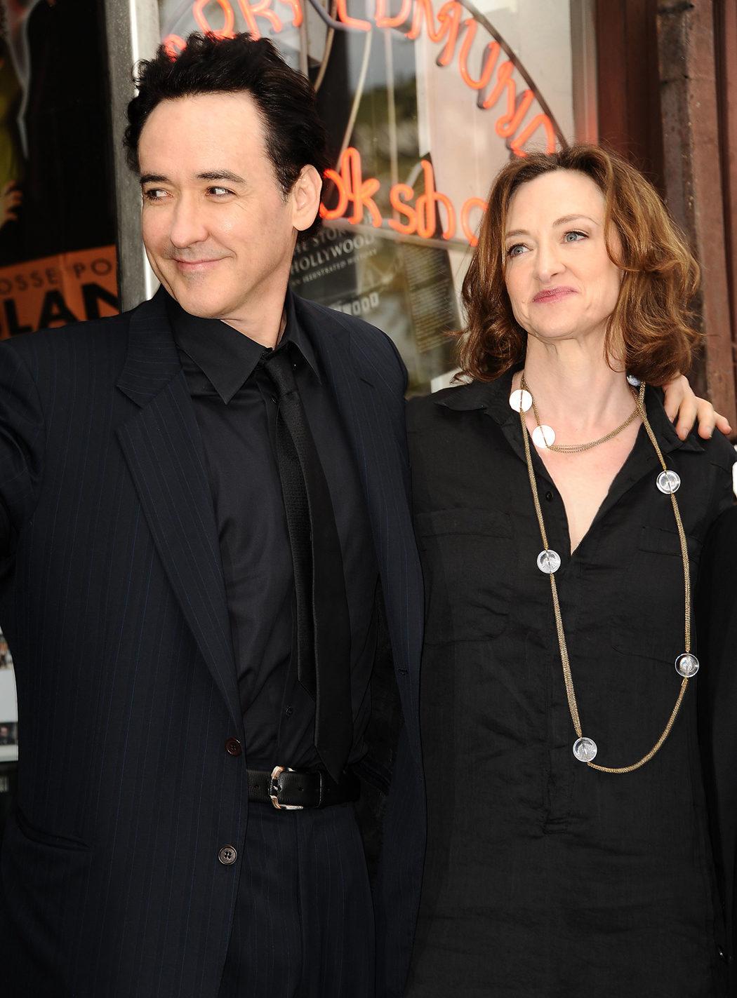 John y Joan Cusack