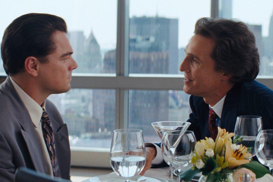Leonardo DiCaprio vs. Matthew McConaughey