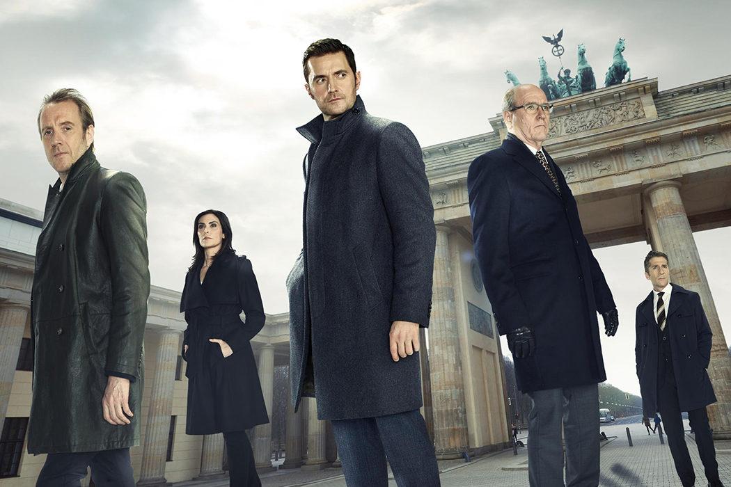 'Berlin Station' (2016 - Presente)