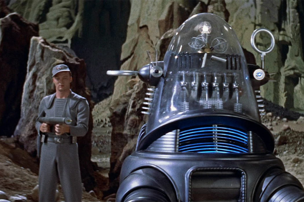 'Planeta prohibido' (1956)