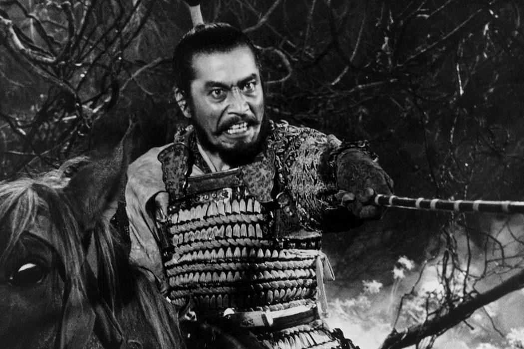 'Trono de sangre' (1957)