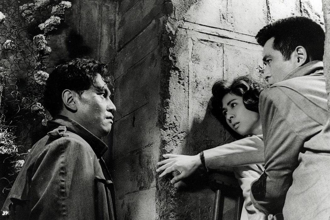 'Los canallas duermen en paz' (1960)