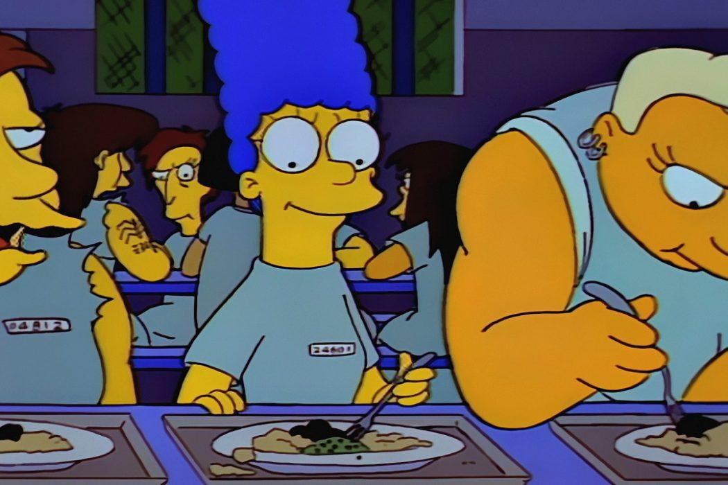 Marge Simpson - 'Los Simpson'