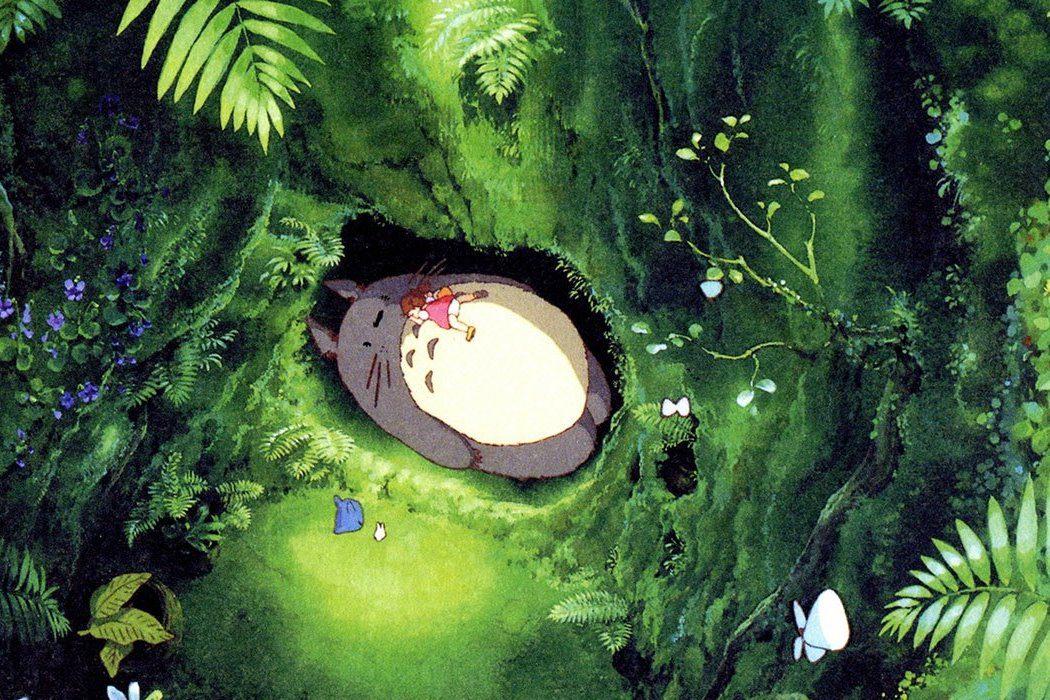 Fauna Totoro
