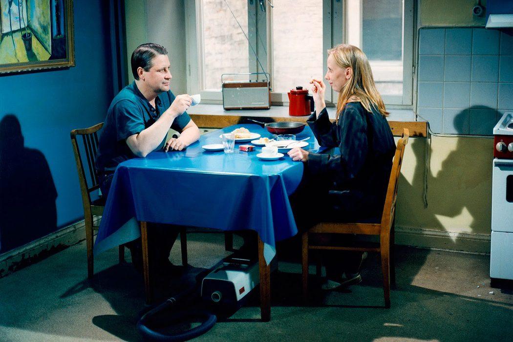 'Nubes pasajeras' (Kaurismaki, 1996)