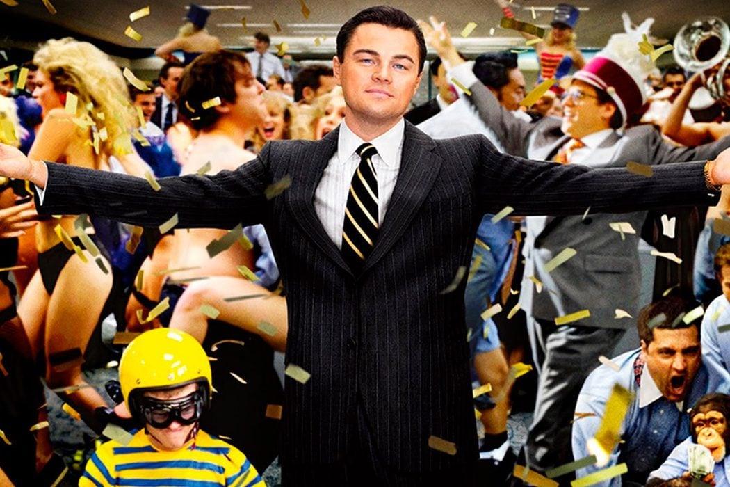 'El lobo de Wall Street' (Martin Scorsese, 2013)