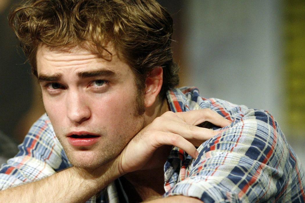 Los fans no lo querían como Edward