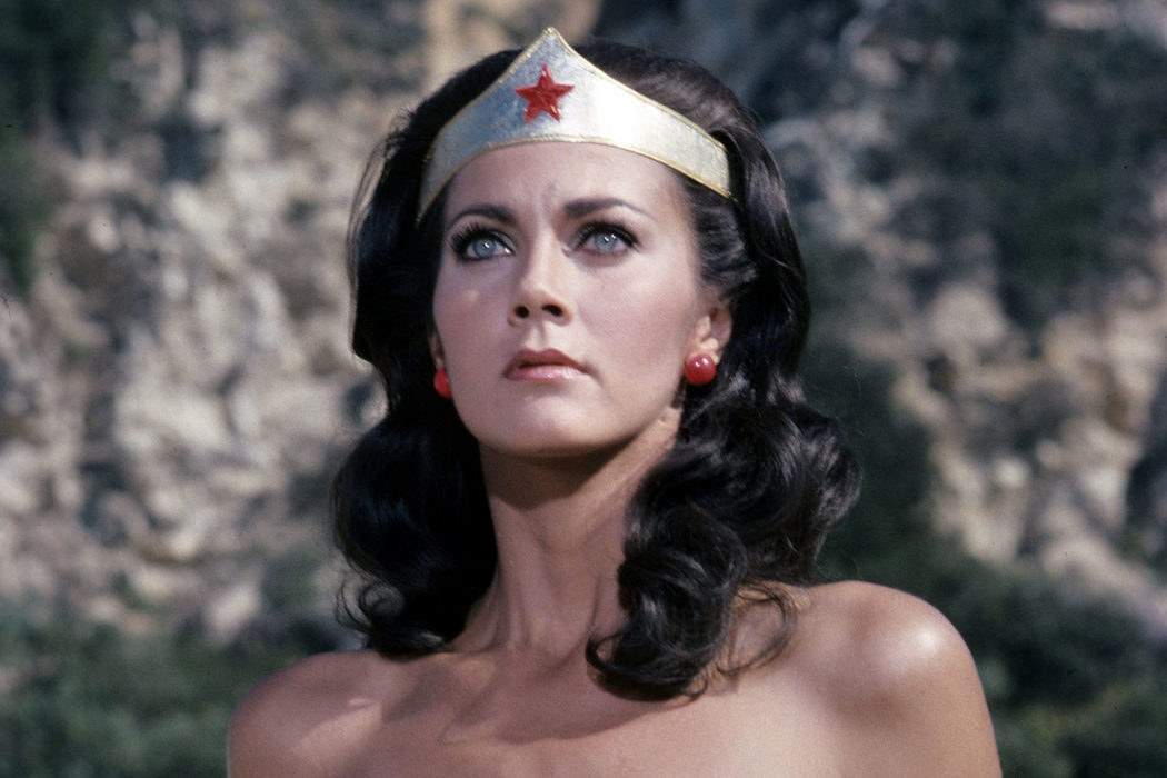 'Wonder Woman', la serie de Lynda Carter