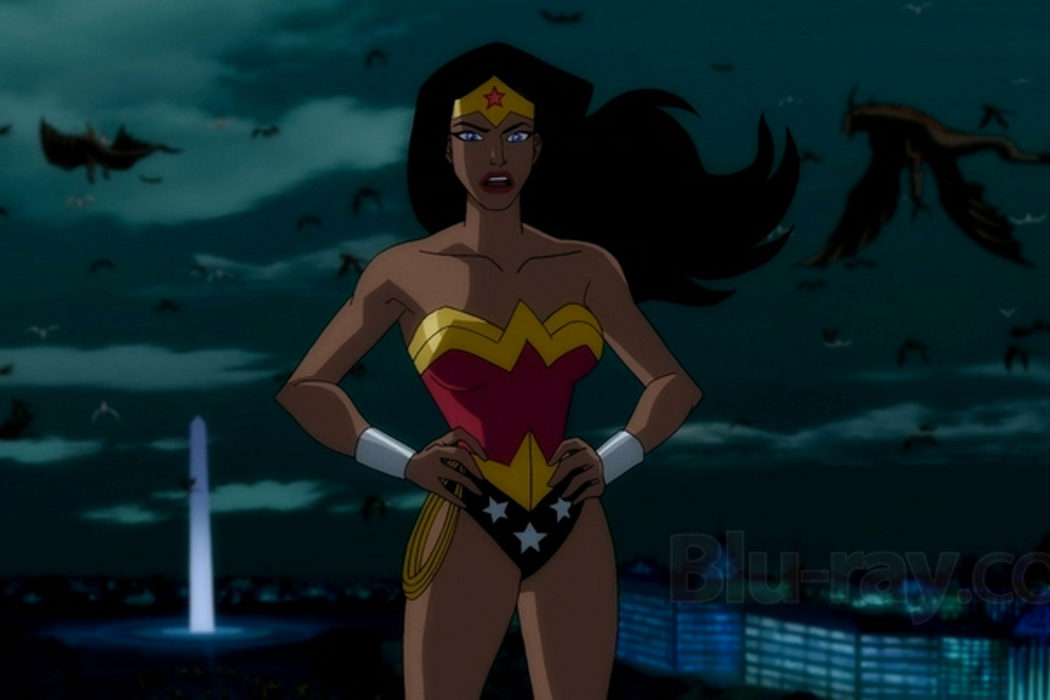 'Wonder Woman: The Animated Movie'