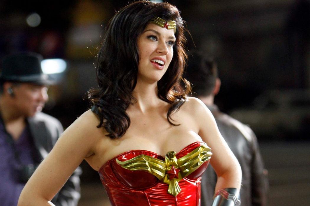 El (segundo) piloto fallido de 'Wonder Woman'