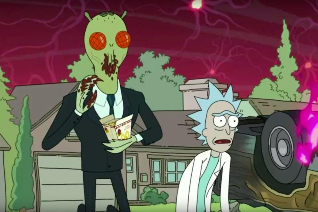 Rick y Morty\' avanza su cuarta temporada con un sorprendente teaser ...
