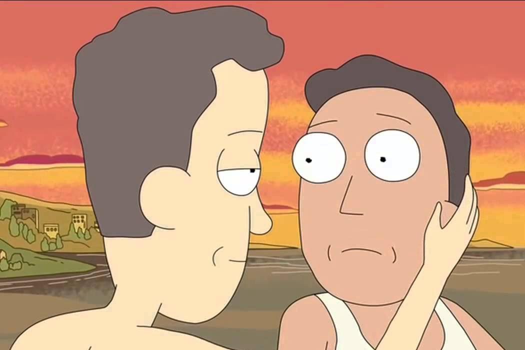 La historia gay de Jerry