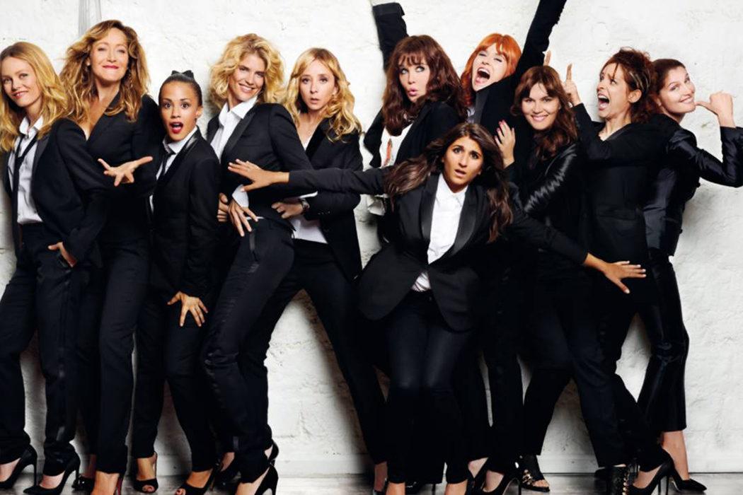 Reunión femenina en 'French Women'