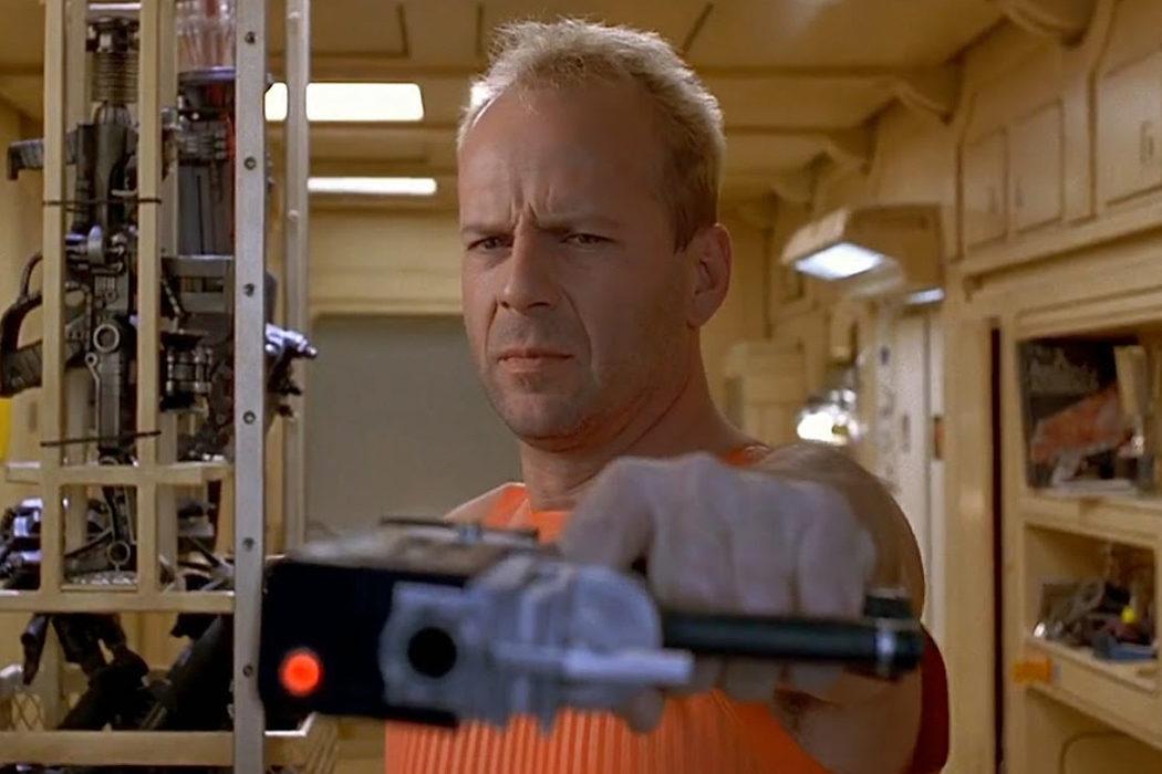 Korben Dallas en 'El quinto elemento'