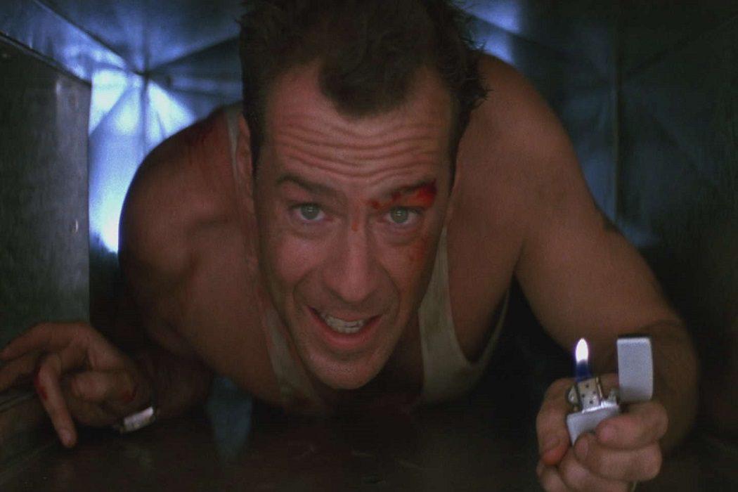 John McClane en 'La jungla de cristal'