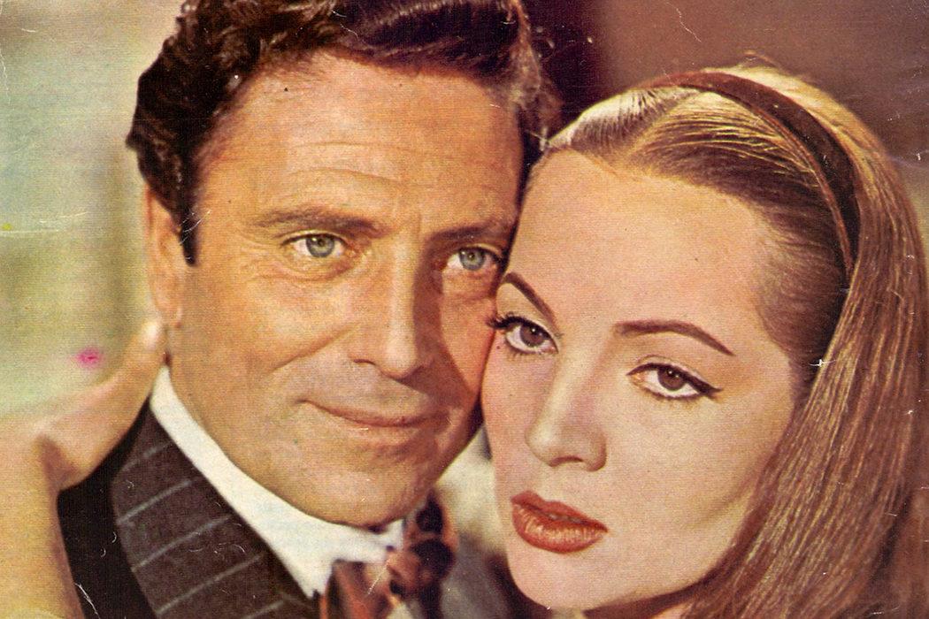'La violetera' (1958)