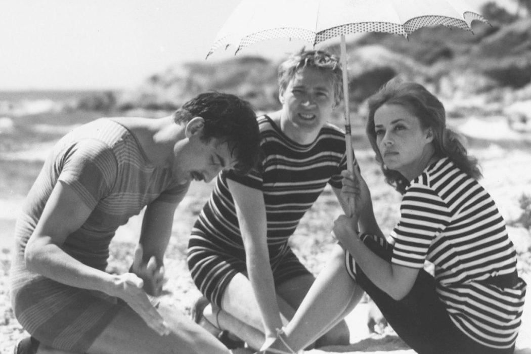 'Jules y Jim' (1961)