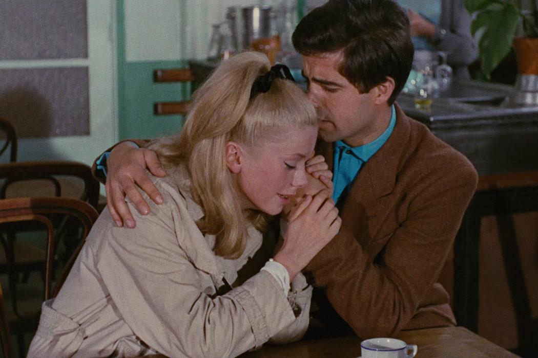 'Los paraguas de Cherburgo' (1964)