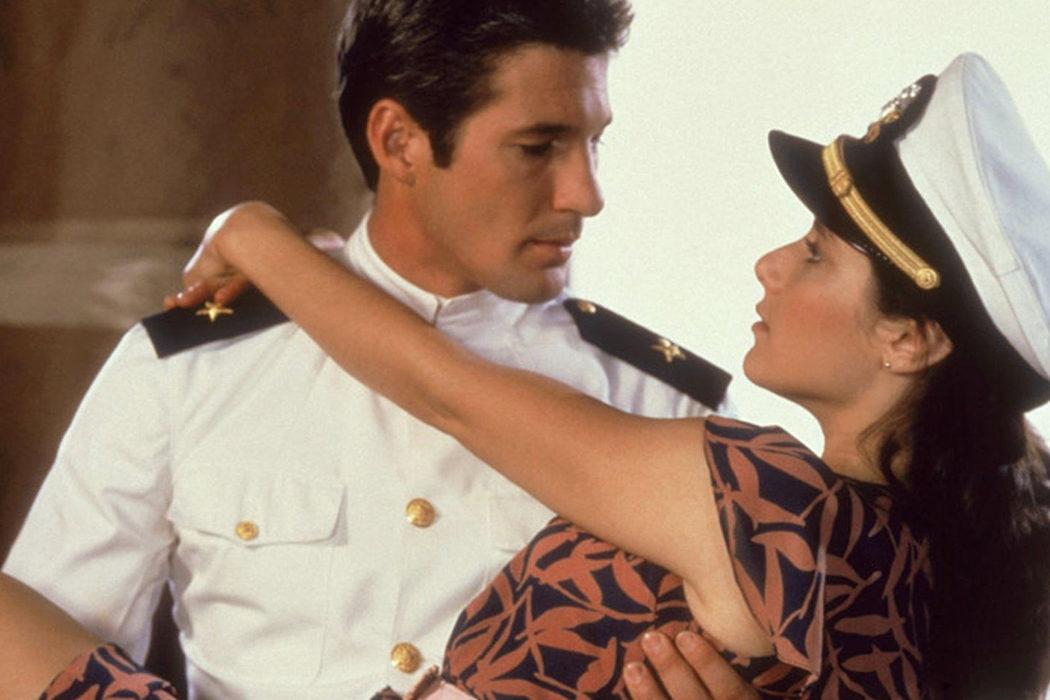'Oficial y caballero' (1982)