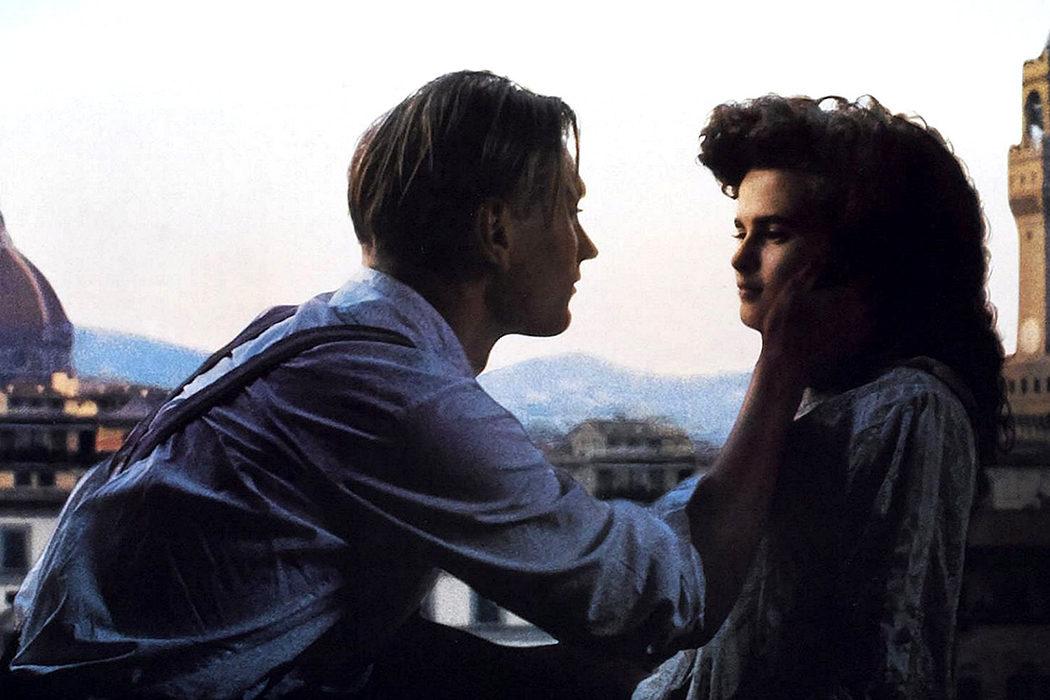 'Una habitación con vistas' (1985)