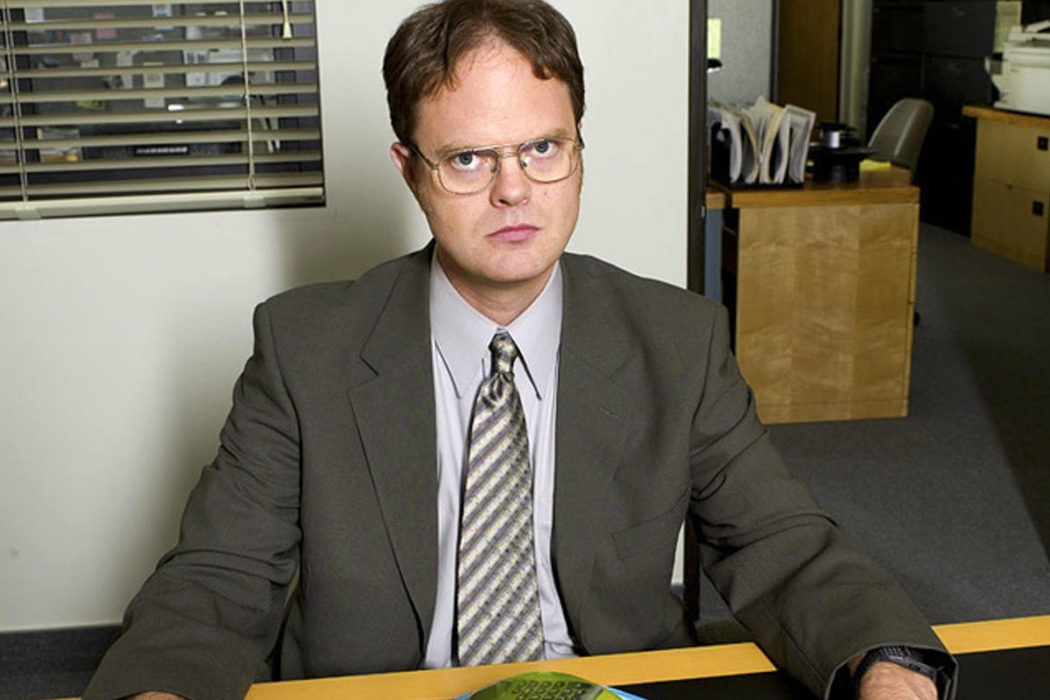 Rainn Wilson (Dwight Schrute)