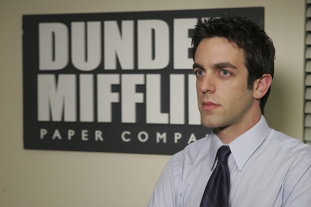 B.J. Novak (Ryan Howard)